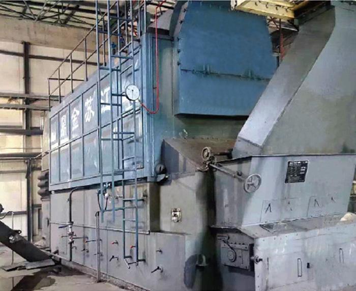 新疆屯宝煤矿锅炉安装经典案例
