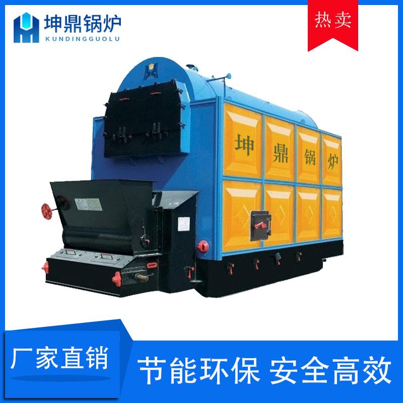 DZL系列生物质锅炉 生物质燃料蒸汽锅炉