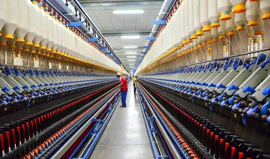 纺织浆纱印染行业